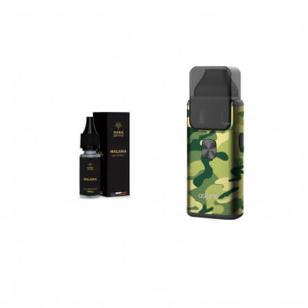 Kit Vape CBD Breeze 2 - Aspire Camouflage