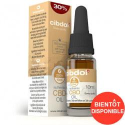 Huile CBD 30% Cibdol 10ml - Chanvre
