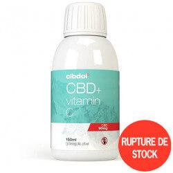 Vitamine C Liposomique Au CBD Cibdol - 150ml