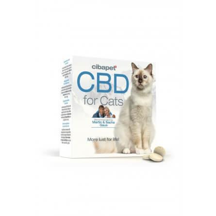 Pastilles CBD pour chats